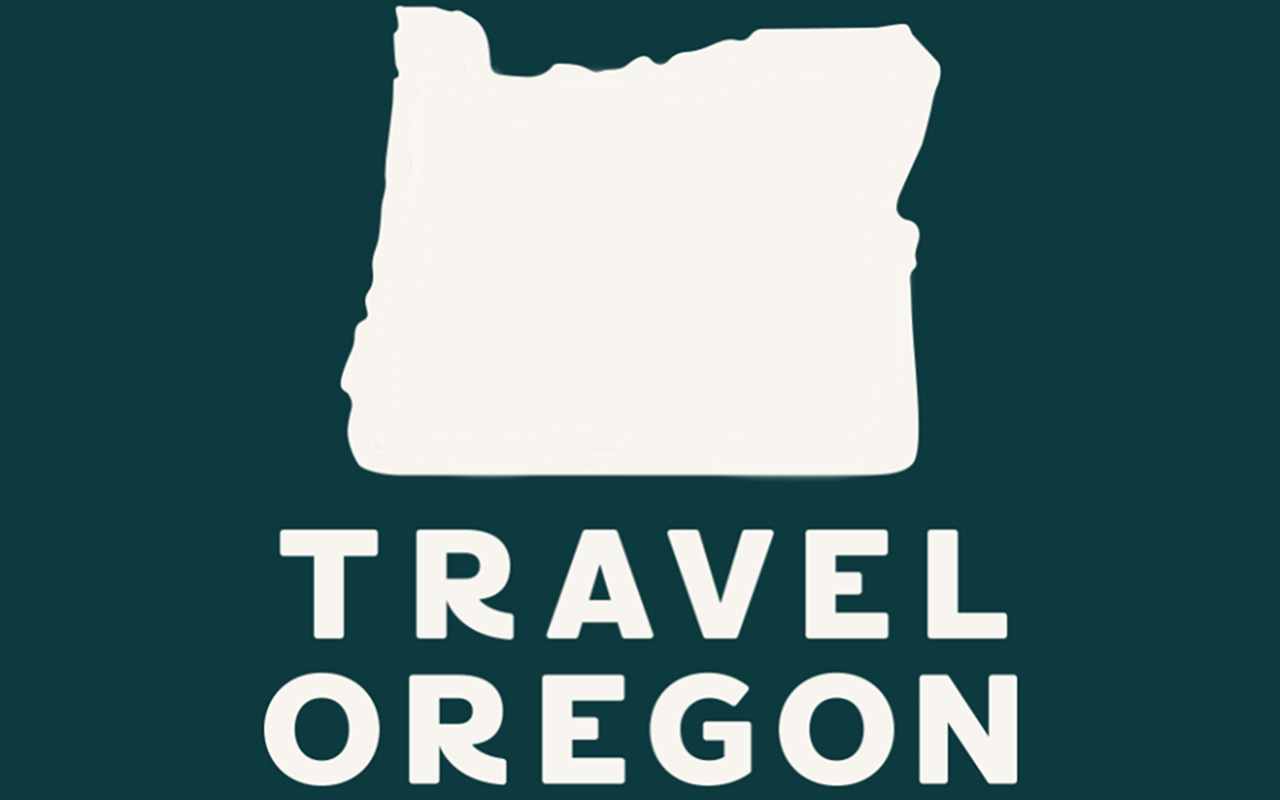 Travel Oregon logo