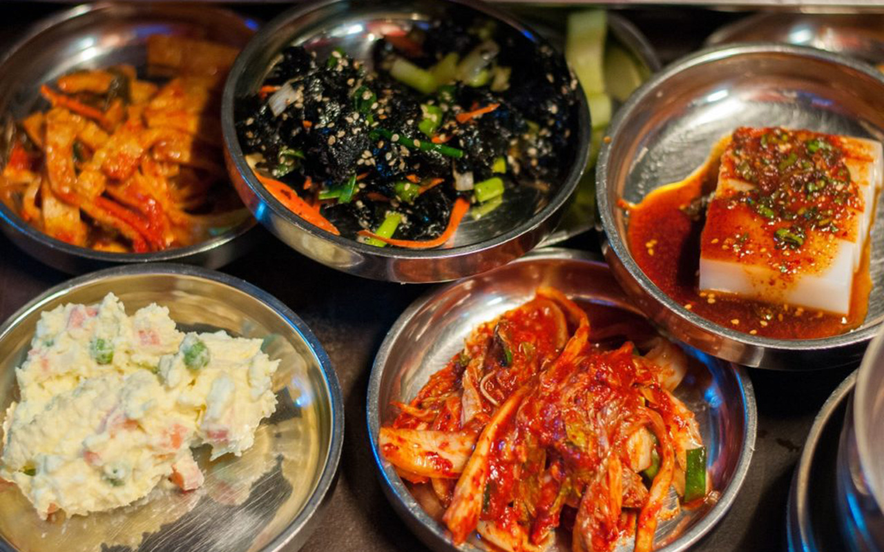 Korean Food washington county culture